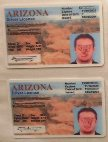 My Arizona Fake ID Card